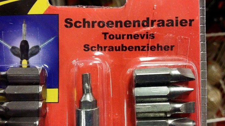 #Winkelhumor De #Schroenendraaier........Je verwacht het niet.....