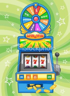 I love this slot machine