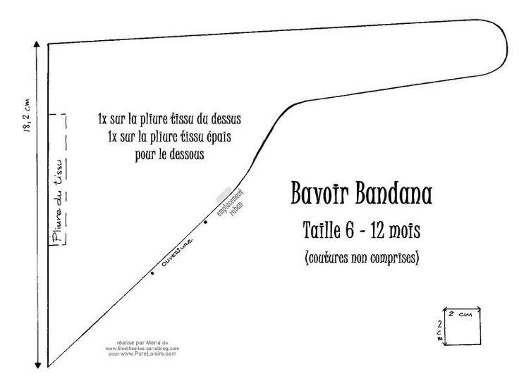 Bavoir banda a