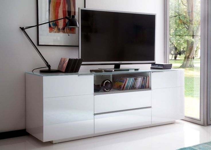 1000+ ideas about Lowboard Weiss on Pinterest   Tv lowboard ...