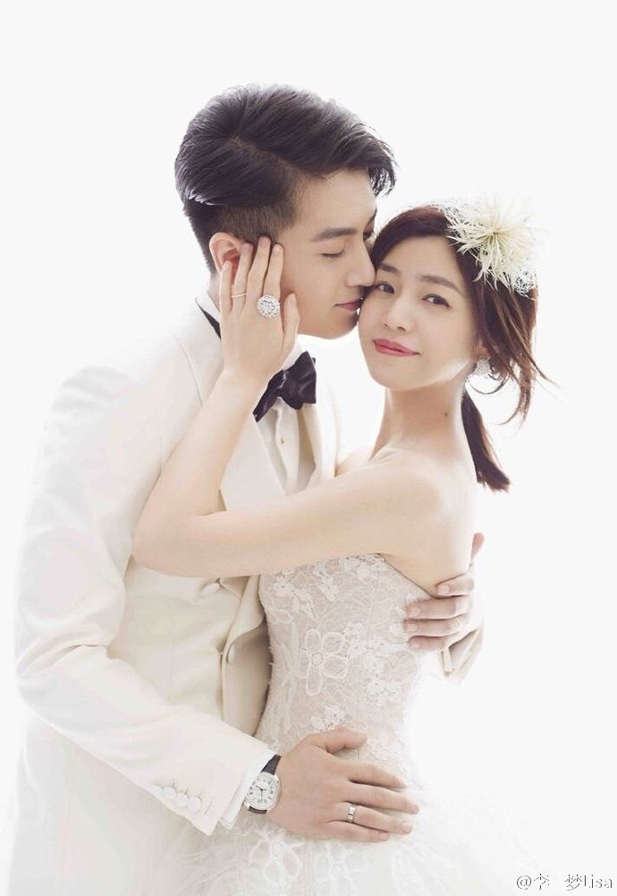 陈晓陈妍希婚礼 - 在微话题一起聊聊吧!