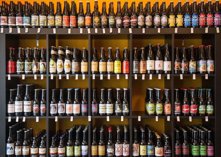 HiP Paris Blog, Craft Beer Shops, Palmyre Roigt, Bierocratie 3