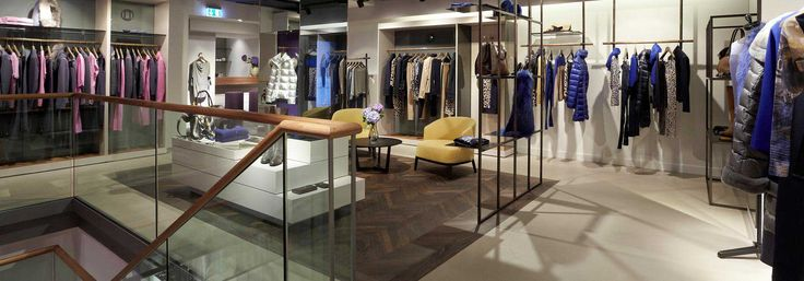 Laurel Flagship Store-Find out how interior lighting design is helping Laurèl to convey a unique brand message.