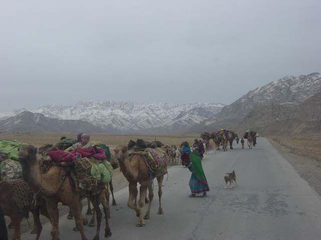 Afghanistan #DesperateLands Border Crossings from #Pakistan and #Afghanistan