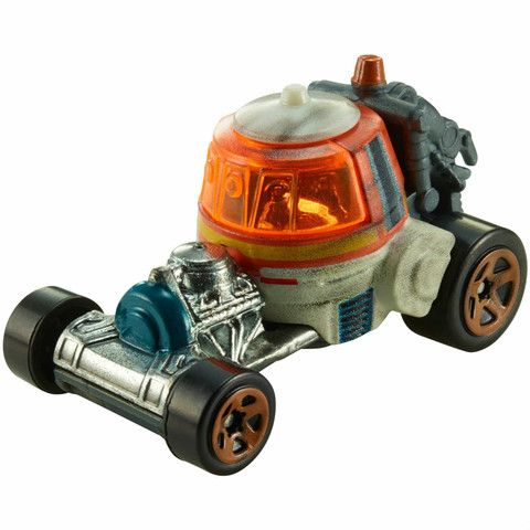 Hot Wheels Star Wars Vehicle - Chopper – Mr Panda's Emporium