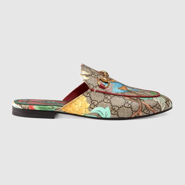 58d69160841b6 Women s Gucci Tian Princetown slipper
