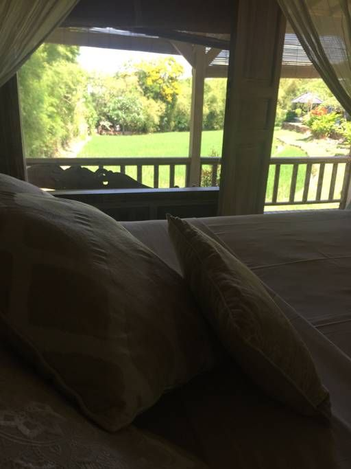 Balinese wooden 1BR house Canggu - Bungalows for Rent in Canggu , Bali, Indonesia