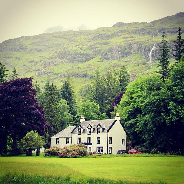 Rob Roy - Glengyle House, Loch Katrine, Scotland