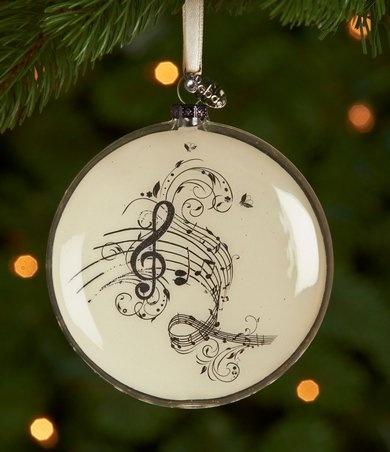 Music Christmas Ornaments