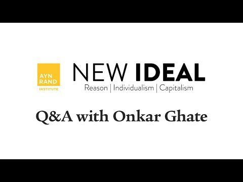 """Are all religions essentially dogmatic? (New Ideal Q&A) In this New Ideal Q&A video, Ayn Rand Institute senior fellow and chief content officer Onkar Ghate responds to a reader named John, who asked:  """"Dr. Ghate, you write in your article """"Finding Morality and Happiness Without God"""" that: """"A religion, no matter how much theologians may argue back and forth about points of dogma, remains just that: dogma. A religion advocates its basic tenets on faith, which means in the absence of evidence…"""