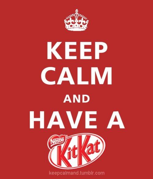 KitKat ^^'