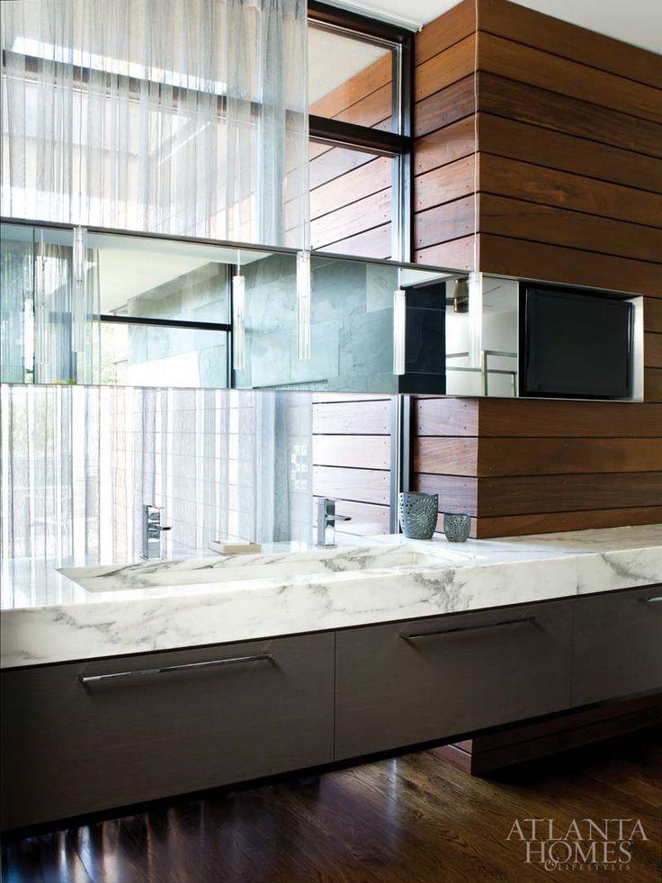 Stylish Spaces Designed For Living Modern Basement Bathroom Renovation