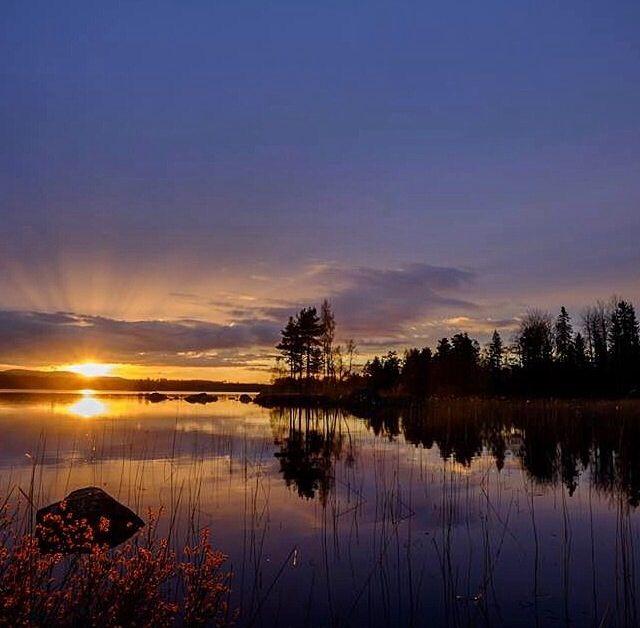 Hudiksvall, Sweden.