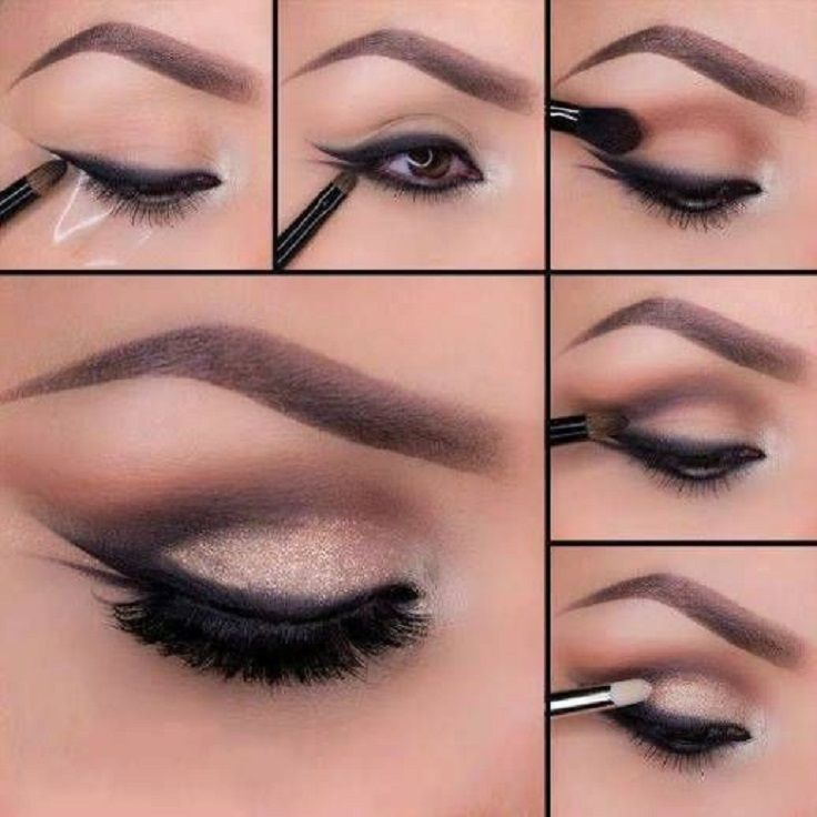 Sometimes you need to get away from the harsh lines and strong looks and go to the smooth side. The smudged look gives a whole new dimension and persp