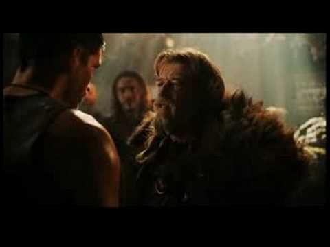 Outlander (2008) – Starring: Jim Caviezel, Sophia Myles, Ron Perlman and John Hurt. Movie Trailer.