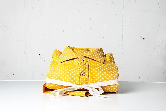 Skjorta från Tintoria Mattei  - Wårdhs väljer mode i påsk @Täby Centrum