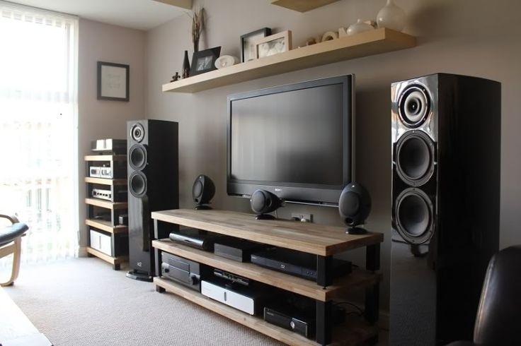 de 25 bedste id er inden for hifi rack p pinterest. Black Bedroom Furniture Sets. Home Design Ideas