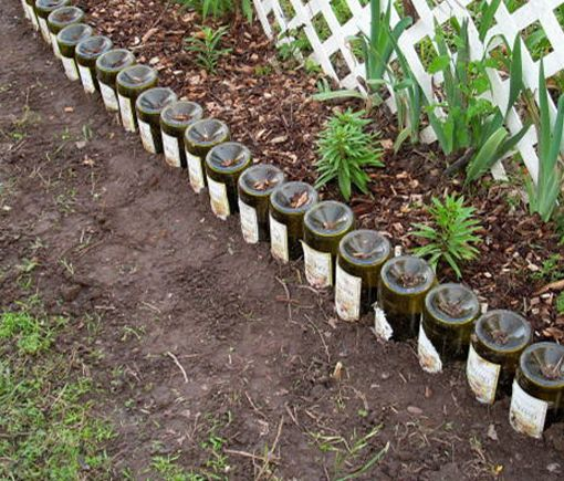 5 Diy Garden Decorating Ideas On A Budget: 51 Best Images About DIY Garden Ideas On Pinterest