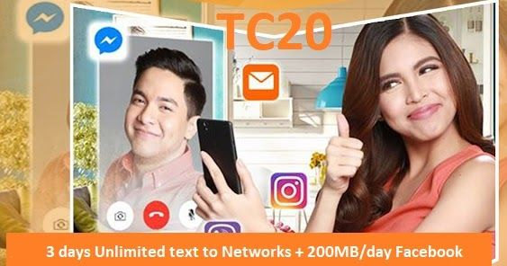 For folks who decide upon texting than calling this new Talk N Text promo TC20 is the exceptional in shape for your life-style. Aside from unlimited texts to all networks you also have mobile internet access that you can use on select apps. Yes Facebook is one of the apps that you can use while subscribed to this promo. If you prefer on-line gaming you may also use net with Mobile Legends and other apps. The good news with TNT TC20 is the longer validity period of up to 3 days. Your 20 pesos…