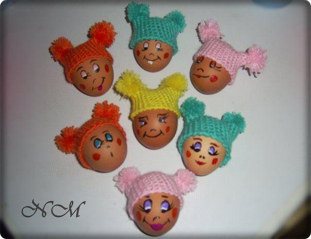 Яйца- детишки