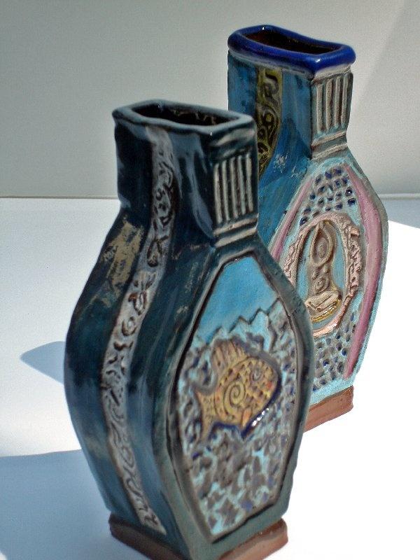 17 Best Images About Ceramics Slab Built Vessel On Pinterest Ceramics Ceramic Boxes And Vase