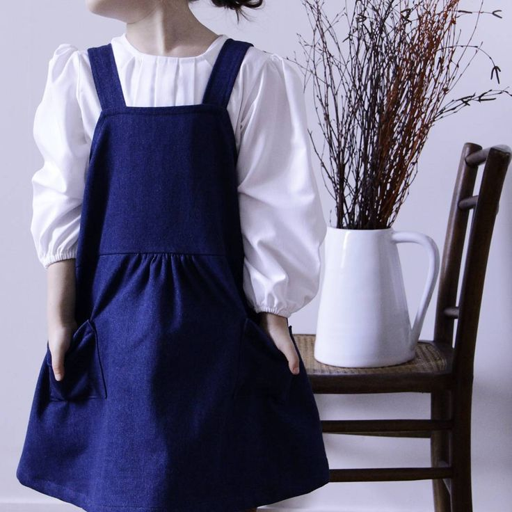 Clothing for Children  Slowfashion & Simple lifestyle  [Craft manufacturing with Authenticity, Simplicity & Elegance, Made in France]