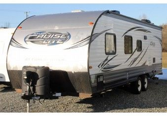 Seen on Arbutus RV: 2016 Salem Cruise Lite 261BH  STK# 17N2018A