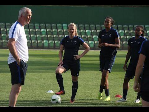 Equipe de France Féminine : les beaux débuts des Bleues aux JO 2016