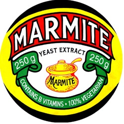 Marmite - great on Provitas or toast!