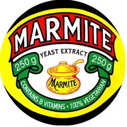 Marmite - great on Provitas or toast!