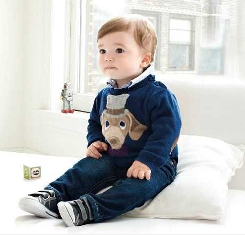 ropa de invierno para bebe niño 5