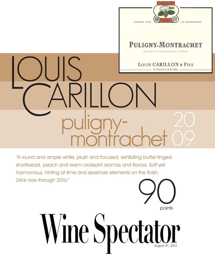 Louis Carillon Puligny-Montracet 2009: Carillon Pulignymontracet, Pulignymontracet 2009