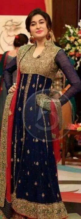shaista lodhi at morning show