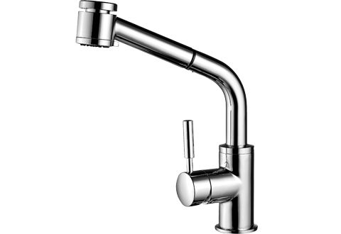 Methven Centique Hi Rise Vegie Spray Sink Mixer - Methven Centique Sink Mixer - Centique combines sophisticated European styling with an ingenious design. Available at Pecks Plumbing Plus Manukau!