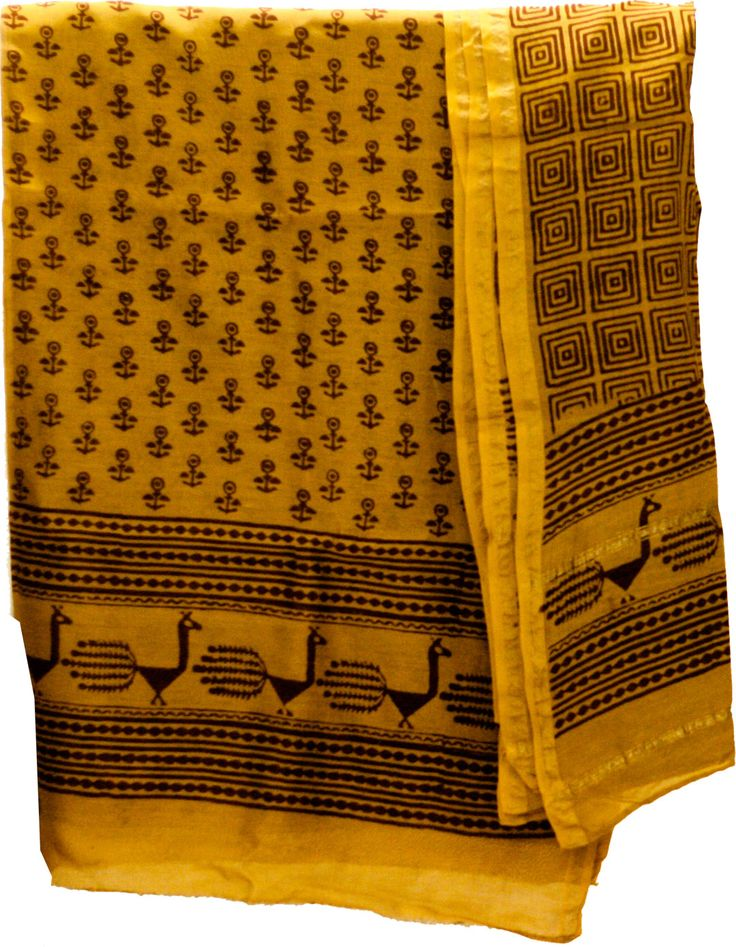We offer a comprehensive variety of Part Stiched and Part Designed Sarees. Our options involve an extensive, comprehensive, wide variety that is as traditional and eye-catching as Ajrakh Sarees.The most demanded of these offerings are Ajrakh Sarees, Ajrakh Dupatta and Batik Dupatta. Unlike before #AjrakhSarees in the recent era is available with wide range of prints, however, traditionally it was available in only couple of prints like beel, jurdana etc.