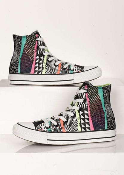 Waiting for a coupon... then I pounce. Converse Hi Top Hyperculture. @Delia Aguilar Zuani*s [OFFICIAL]
