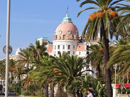 Hotel Negresco, the iconic hotel of Cote d'Azur