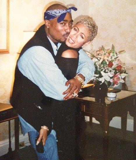 Jada Pinkett Smith Reflects on Her Tupac Shakur Friendship - Us Weekly