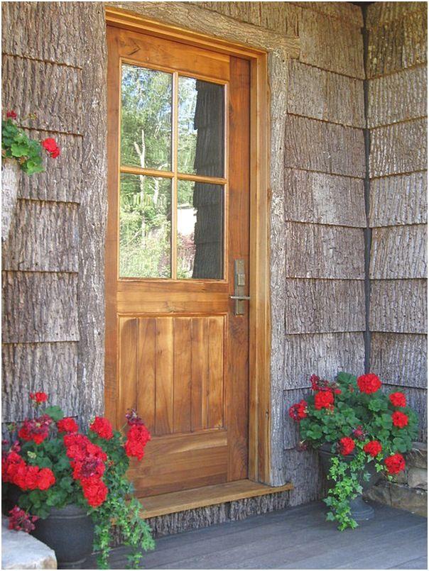 pintu rumah utama cantik untuk rumah minimalis