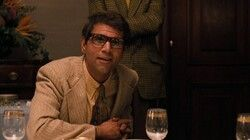 Alex Rocco as Moe Greene, in The Godfather.... Classic.