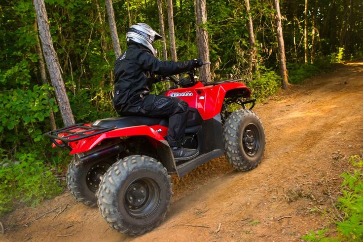 New 2017 Suzuki KingQuad 400 ASi ATVs For Sale in Florida. 2017 Suzuki KingQuad 400 ASi, In 1983, Suzuki introduced the world's first 4-wheel ATV. Today, Suzuki ATVs are everywhere. From the most remote areas to the most everyday tasks, you'll find the KingQuad powering a rider onward. Across the board, our KingQuad lineup is a dominating group of ATVs. Whether you re working hard or getting away from it all, the 2017 Suzuki KingQuad 400ASi helps you every step of the way. The fully…