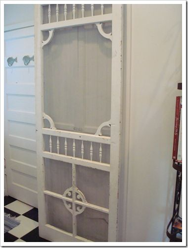 354 best antique screen doors images on pinterest front - Interior storm windows for old houses ...