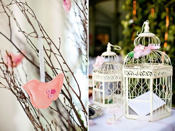 birds birds birds: Birds Birds, Decor Ideas, Birds Theme, Vintage Birds, Cards Holders, Parties Ideas, Birds Cages Cards Hold, Fenjeri Birdcages, Birdsnewest Obsession