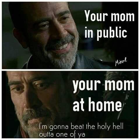 The Walking Dead | Negan