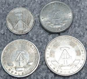Coins of the DDR