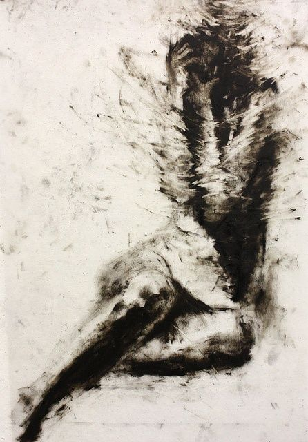 lovely movement in figurative work from Clara Lieu