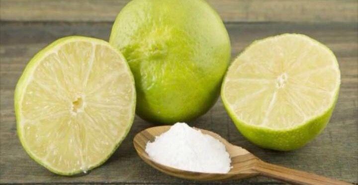 ESTO NO ES UNA BROMA!! La mitad de un limón mojado en bicarbonato de sodio. Es increíble lo que puede hacer!! – Revista Saludable