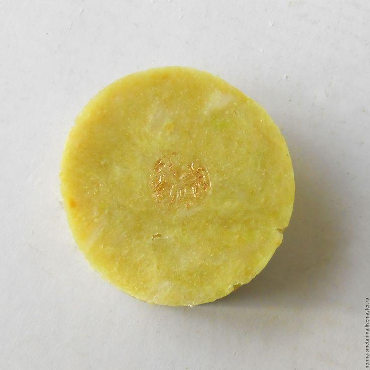 Купить Мыло натуральное с шелком кедрово-лимонное - натуральное мыло, органическое мыло, мыло с нуля