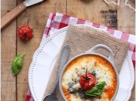 Soupe de tomates cerises gratinée • Hellocoton.fr