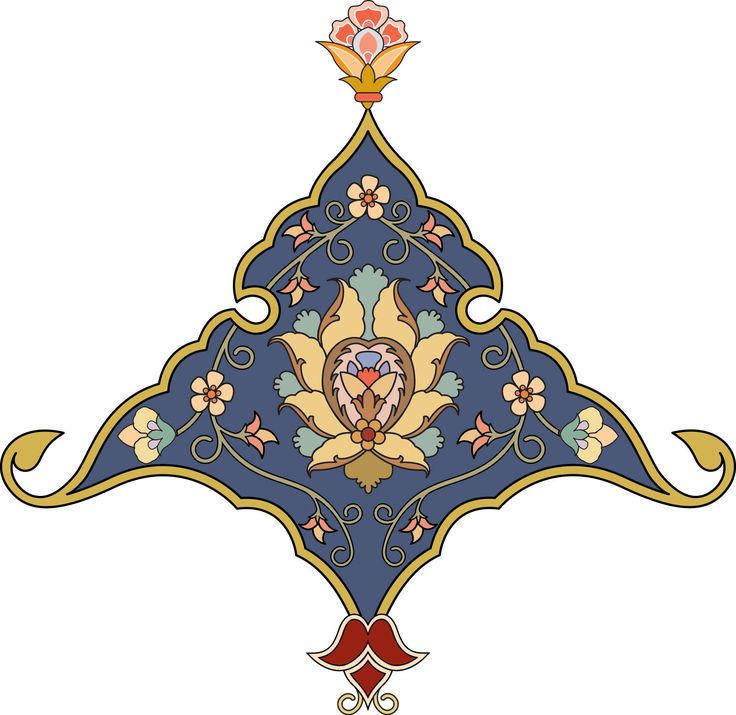 82-Floral Pattern (Khatai)
